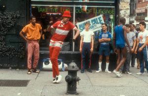 LES STYLES PHARES DES 80'S_ STYLE B-BOYS