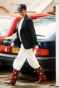 LES STYLES PHARES DES 80'S_ STYLE LADY DI