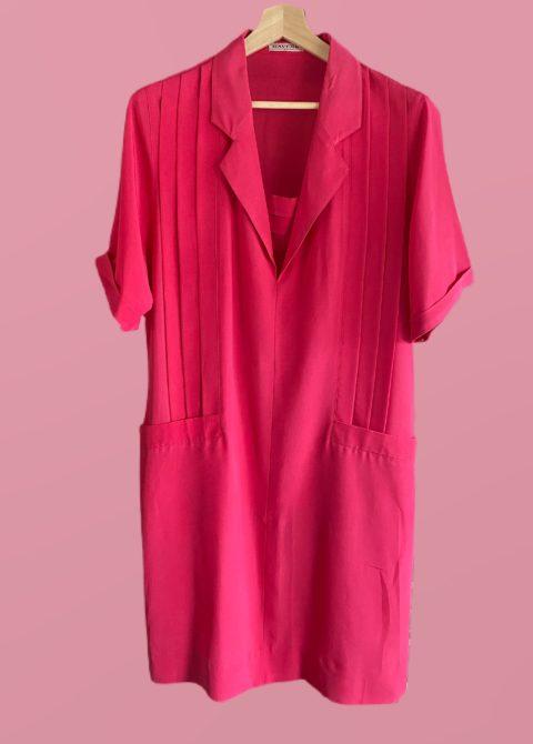 robe fuchsia